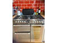 Stove range cooker