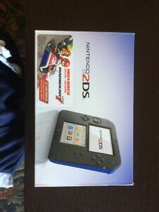 2ds opened once NEGOCIABLE