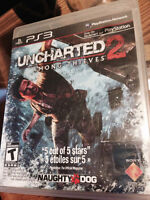 Uncharted 2- Among Thieves PS3