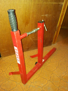 ABBA motorcycle stand excellent condition - 100$ firm
