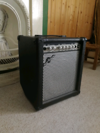 35 watt guitar amp