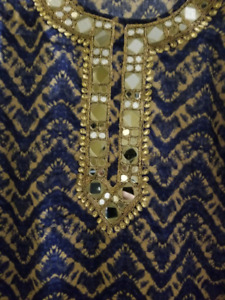 Indian suits & saris for sale - brand new