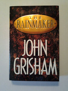 The Rain Maker - 1st Edition/1st Printing - John Grisham - $10