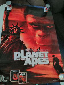 Planet of the Apes poster $5