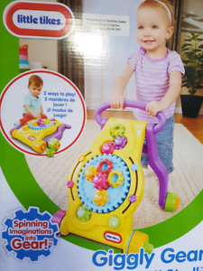 LIL TIKES Giggly Gear Spin and Stroll brand new never opened!