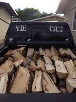 Truckload of jack pine firewood $120 with FREE delievery