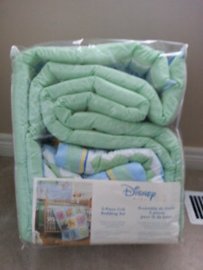 Brand New - 3 Piece Crib Set - $60 each or both for $100.00