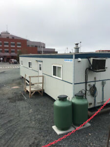 Office - Warehouse Trailer for Sale