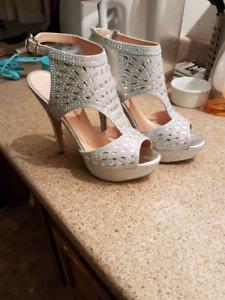 Très beau souliers talons haut