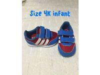 Infant trainers