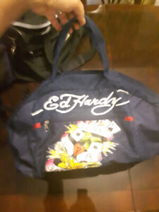 Excellent condition Ed hardy bag