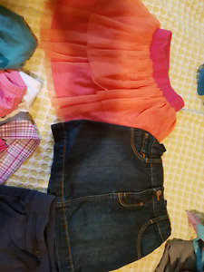 excellent lot of lilittle girl's size 4/5