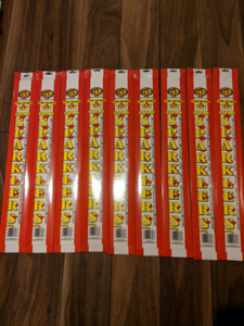 18 packs of 8 sparklers for sale Great for parties and weddings!