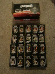 Star Wars Bust Ups: Clone Wars. Collectables