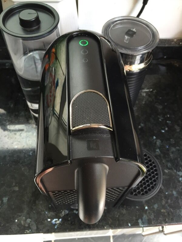 Nespresso Magimix M130 with Milk Aeroccino Milk Frother | in ...