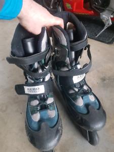 Men's rollerblades size 11