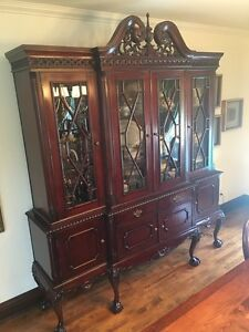 Dining room hutch **Moving Sale**