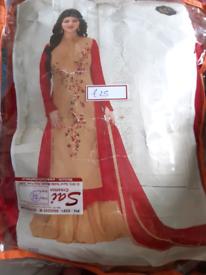 indian/pakistani designer suit or salwar kameez