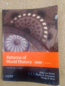 Patterns of World History; 3rd Ed.