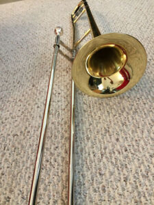 Trombone in excellent condition.