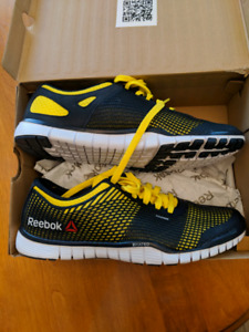 Unused Reebok Z Quick training shoes