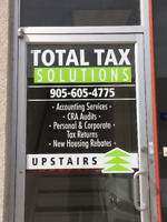 Small Business Taxes, CRA Audits, Accounting, HST Housing Rebate