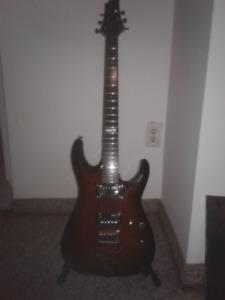Autograph guitar Gary Holt Slayer/Exodus