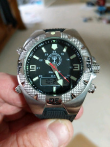 Mossad mens watch great condition
