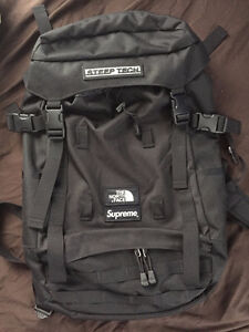 SOLD****Supreme x North Face Steep Tech Backpack