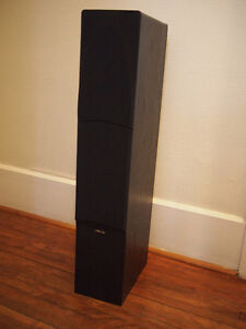 Mirage FRX-7 tower speakers (x2) + Mirage FRX-C1 - 8ohms