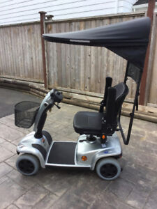 Invacare Leo mobility scooter, barely used