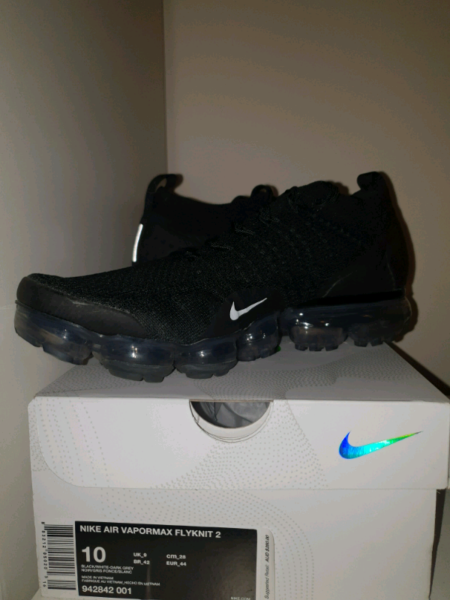 679074d077237 Nike Vapormax Flyknit 2