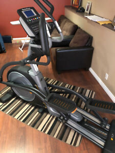 Nordic Track Elliptical - 1 year old, barely used!