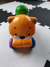 Press & Go Cheetah - Fisher Price Toys