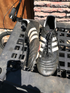 Soccer Cleats - Adidas World Cup 6 stud version.  M11.5 (W12.5)