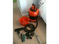 Vax 2 in 1 carpet washer and vacuum cleaner