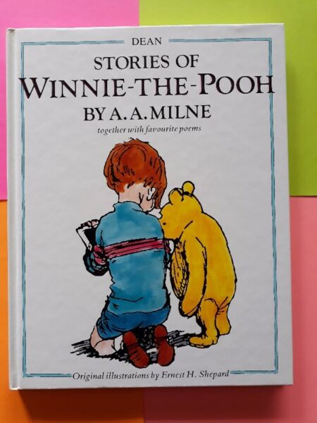Stories Of Winnie The Pooh A Milne