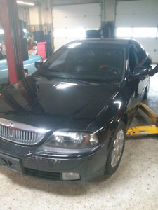 2003 lincoln LS As is