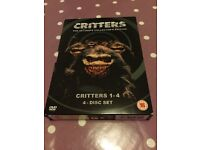 Critters collectors edition 1-4