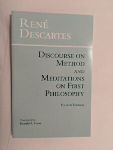 Descartes' Discourse on Method & Meditations on First Philosophy