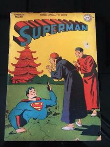 Superman comics Golden age Kingston Kingston Area image 9