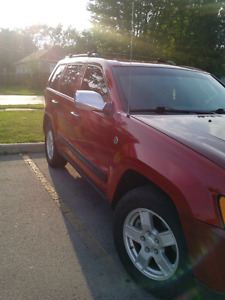 2006 jeep grand cherokee MAKE ME AN OFFER!!!