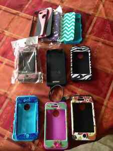 Women's iPhone 4/4s cell phone case lot NEW PRICE
