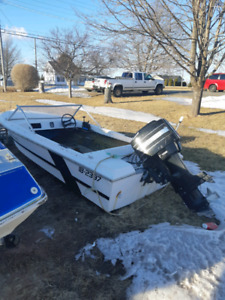 Two boats for sale or trade