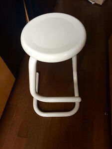 "Kinetics authentic K700 ""paper clip"" stool"