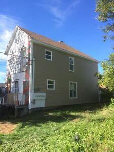 4 unit building downtown Bathurst