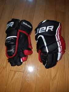 Bauer Vapor X5 14in Men's Hockey Gloves