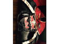 Red bull motor bike jacket