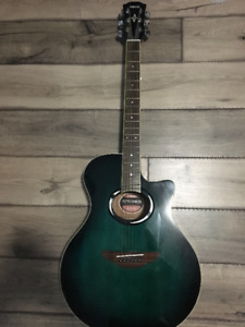 Yamaha apx500 electric acoustic