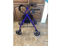 Mobility Walker Four wheel (Can Deliver)